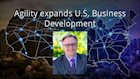 Agility expands US Business Development