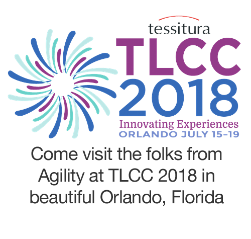 Visit Agility at TLCC 2018