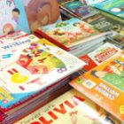 The Agility Team Donated 200 Books to the Children's Book Bank
