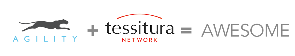 Tessitura plus Agility equals Awesome