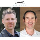 Jon Voigt and Joel Varty of Agility