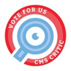 We Nabbed a Nomination for Critic's Choice CMS Awards